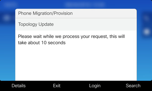 Zero Touch Migration Requirements/Troubleshooting – UnifiedFX